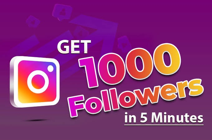 how to get 1k followers on instagram in 5 minutes in hindi